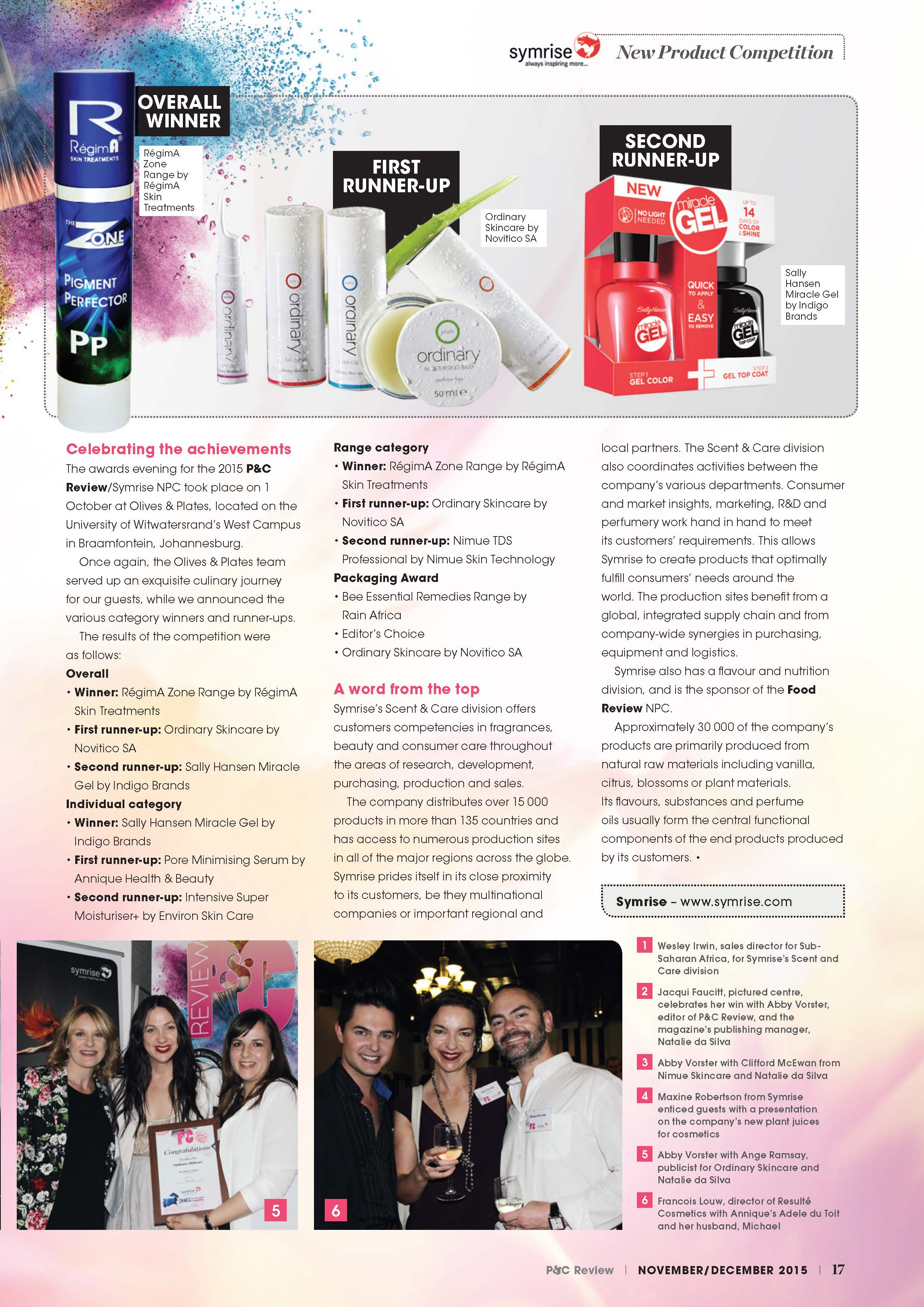 PHARMACEUTICAL AND COSMETIC REVIEW - AWARDS ARTICLE_Page_2