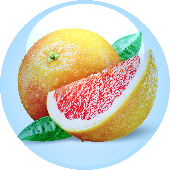 Ruby Star Grapefruit